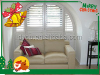popular ventilated arched window shutters from China supplier