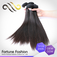 Top Class Can Be Dyed Natural Cheap Crochet Jet Black Malaysian Hair Straight Weave
