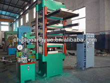 Rubber Floor Tile Making Machine/Rubber Hydraulic Vulcanizing Press