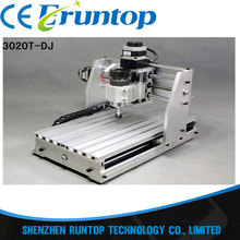 230W 3 Axis CNC Router Engraving Milling Drilling Cutting Machine 3020T-DJ