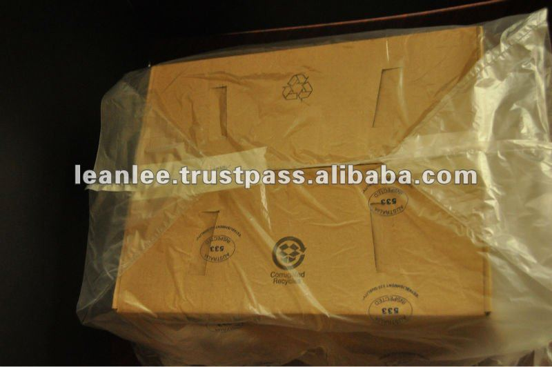 FOOD GRADE PLASTIC PACKAGING