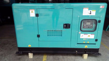 15kw silent diesel electric 4 cilinders 20kva man powered electric generator