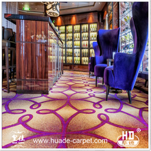 Hotel Banquet Hall Wall to Wall Axminster Commercial Carpet