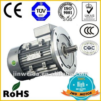 3 phase AC asynchronous 3hp Induction Motor 380V