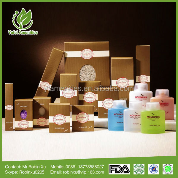 2017 new style Hotel Supplies Amenities in guestroom buy from china online