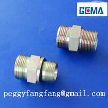 china supplier good quality female joint straight pneumatic union 8m quick connector with screw female straight pneumat