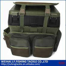 Fishing Backepack with Fishing Tackle Box