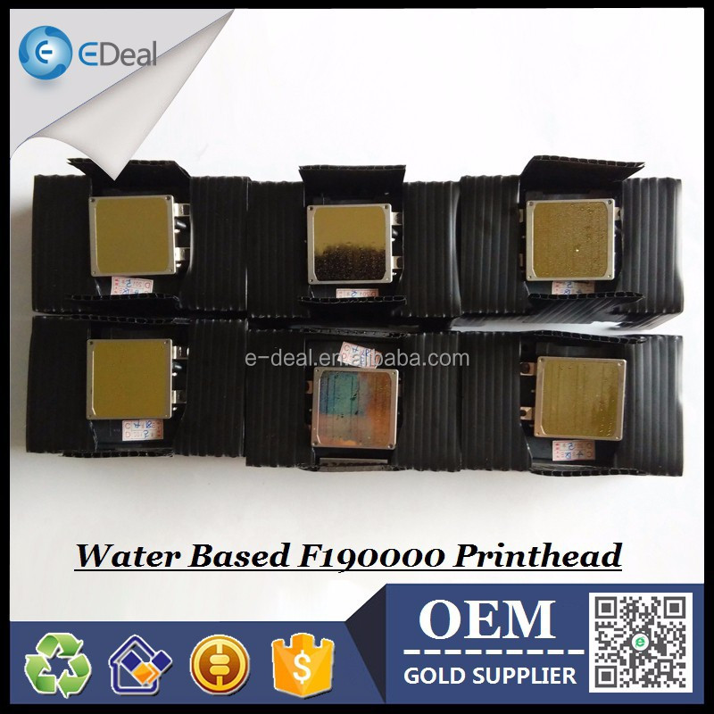 Bulk buy from china F190000 original printer head for Epson <strong>K100</strong> K105 K200 K205 printhead