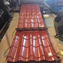 new products pre painted steel sheet/ppgi sheets price with roof tile ridge cap