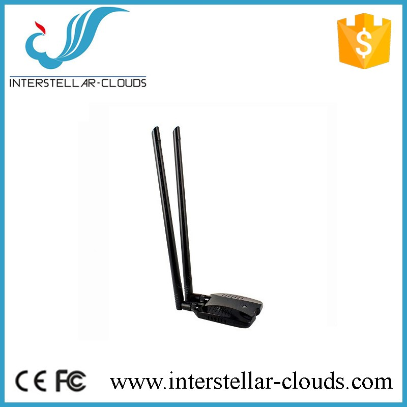 802.11b/g/n 150Mbps Wifi/Wireless Dongle High Power modem usb Wireless Adapter with 14dbi antenna