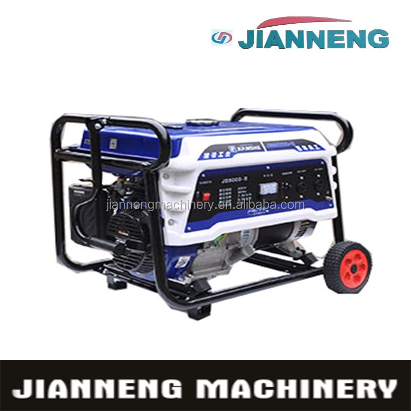 Chongqing Best 7.5kva portable gasoline generator for sale