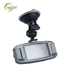 WDT Dual lens HD 1080P Dash Cam Car DVR 180 degree wide angle Dashboard Video Camera