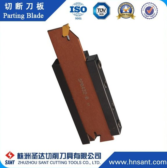 Carbide External Parting Blade For Cutting Tools