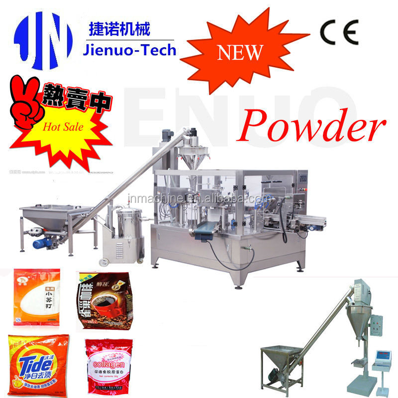 Automatic Packaging Machine for Salt