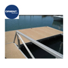 China Supplier 6061T6 Aluminium Dock Panel floating dock pontoon