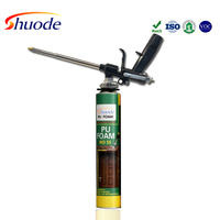 Free sample Cheap Price adhesive portable mini Polyurethane foam spray gun