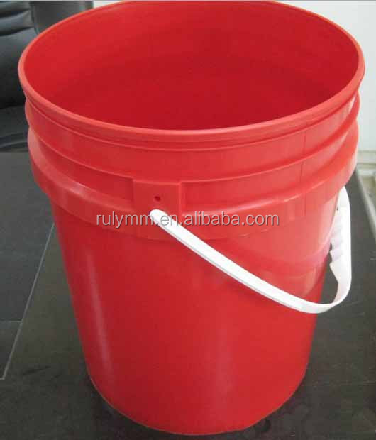 food grade 5 gallon plastic buckets wholesale plastic drum