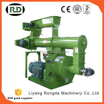 high output 2.5-3.5t/h biomass wood pellet machine waste to energy plant for sale