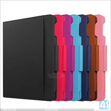 2016 New Arrival Business PU leather stand case for iPad Pro 9.7 inch with keyboard case cover