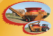 HayBuster H-1130 Hay Tub Grinder Animal Feed Hammer Mill