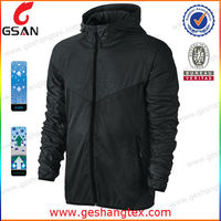 Hoody padded outdoor snow jacket