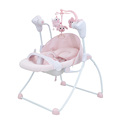 Factory High Quality Metal Baby Automatic Cradle Swing With EN71 (Model TY013N)