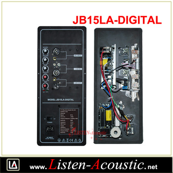 JB15LA-DIGITAL Professional Audio Sound Power Amplifier