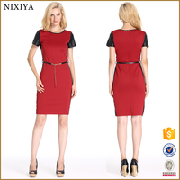 Bodycon work clothes wholesale turkish women clothes per kg