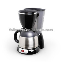 12-cup Switch Coffee Maker with Stainless Steel Carafe