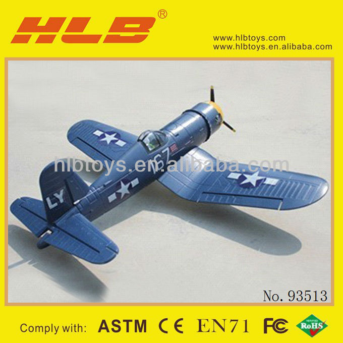 2.4G 6CH RC AIRPLANE(1.4M F4U CORSAIR)