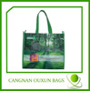 Fashionable laminated rpet shopping bag (recycled rpet bag)