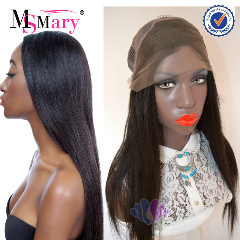 New products hot selling full lace silky straight brazilian virgin 30 inch human hair wigs