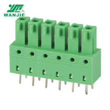 Cixi Wanjie Plug-in electronics components terminal connectors