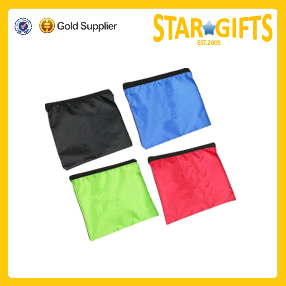 Hot selling cheap zipper bag portable zipper pouch small waterproof pouch
