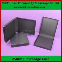High quality Foldable plastic best-selling document Stackable foldable storage box