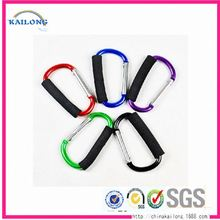 New Designed Carabiner Multi Aluminum Survival Tool