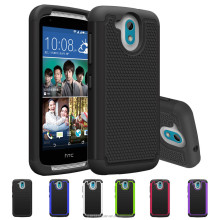 2 in 1 Football Rugged Shockproof Hard Phone Case Cover For HTC Desire 526