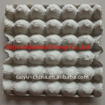 Recycled paper pulp egg tray view paper pulp egg tray for How to make paper egg trays