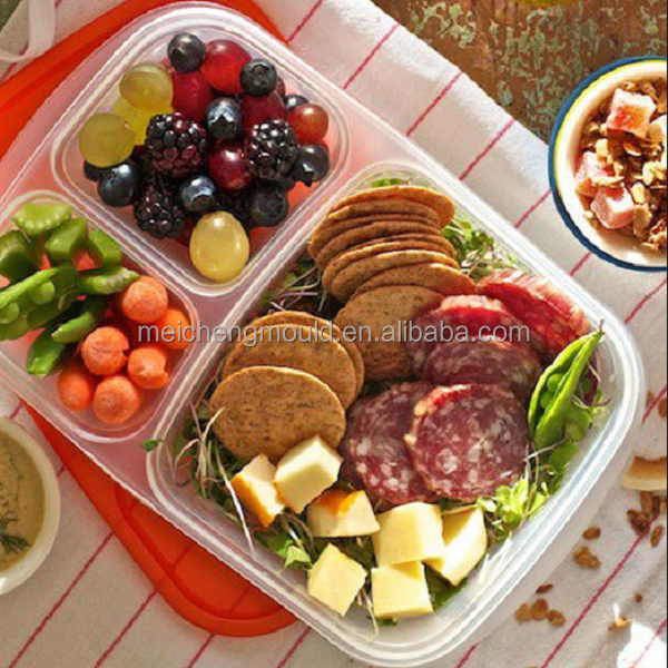 Plastic Storage Containers Lunch Box Silicone for Children