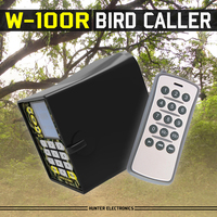 MP3 Bird player with Remote Control