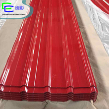 Hot selling PPGI corrugated long span metal roofing sheet price philippines