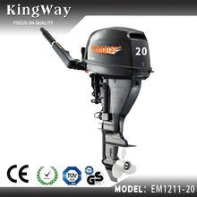 Cheap Wholesale Chinese 20hp 4 Stroke Electic Outboard Boat Motor