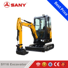 SANY SY16C 1.6ton China Sany Excavator Mini Digger Made in China