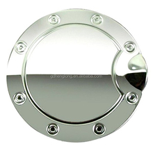 Polished Stainless Steel Gas Cap Cover for 2004 Ford F150 F-150