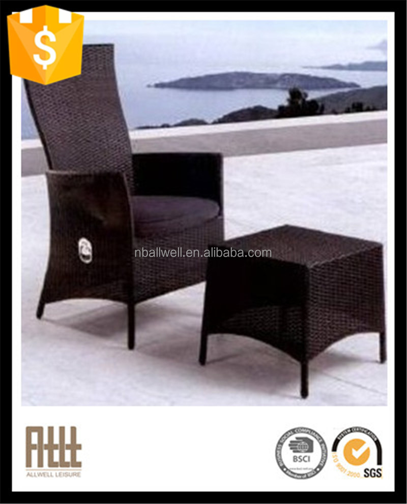 New design cheap outdoor wicker furniture perth sydney AWRF5193