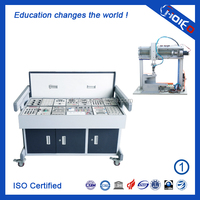 Microcontroller Trainer,Electronics Programmer Embedded Control System Training Kits,Educational Equipment Supplies