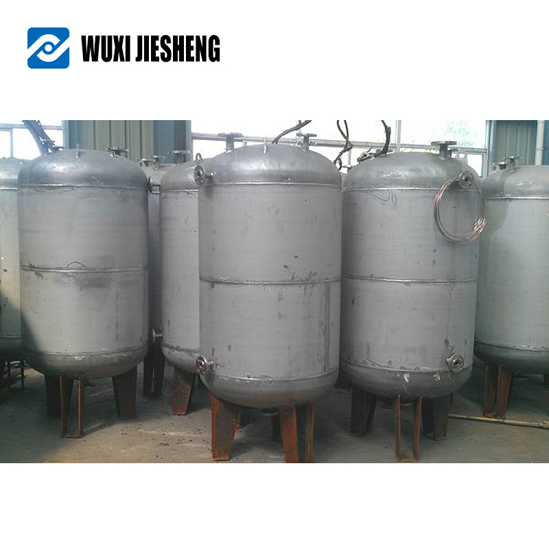 Complete production line stainless steel dome roof oil storage tank