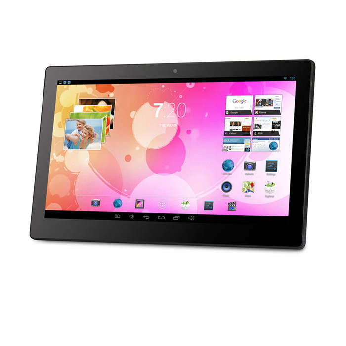 Multi touch all in one android tablet 15 inch LCD display