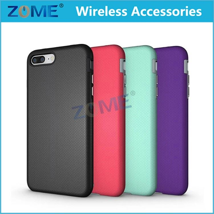 Express Mobile Accessories Hybrid Slim Shockproof Heavy Duty Hard Case Cover For Iphone 7 Plus