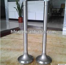 truck engine valve factory engine parts supplier intake valve and exhaust valve